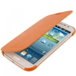 Case เคส Pure ColorSamsung Galaxy Grand Duos (i9082) (Orange)