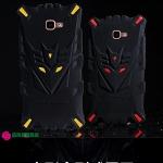 (503-001)เคสมือถือซัมซุง Case Samsung A9 Pro เคสยางพื้นดำ Transformer
