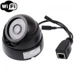 IP Camera wireless Infrared (กล้องวงจรปิดไร้สาย) สีดำ
