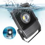 โคมไฟใต้น้ำ LED Flood light IP68 80W