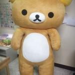 ตุ๊กตา Rilakkuma ขนาดใหญ่ 180 cm ลิขสิทธิ์แท้