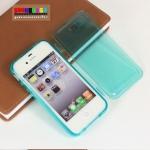 (พร้อมส่ง)เคสมือถือไอโฟน 4/4s Case iPhone เคสนิ่มฝาพับใส