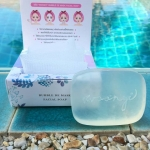 Woonyi Bubble de Mask Facial Soap สบู่วุนยี