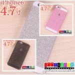 (152-1104)เคสมือถือไอโฟน case iphone 6 Glitter rhinestones bing bing