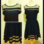 Lady006 Dress สีดำ