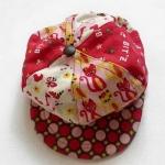 หมวก Bitz สีสันสดใส มีสีโทนชมพู และโทนส้ม size 50-52 cm. 52-54 cm. (ป้าย made in japan)