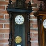นาฬิกาเยอรมัน2ลานตุ้มหลุยส์รหัส12559wc2