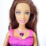 ตุ๊กตาบาร์บี้-The Diamond Castle Brunette Princess