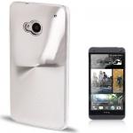 Case เคส Metal Crystal HTC One M7 (Silver)
