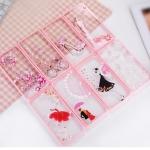 (025-626)เคสมือถือไอโฟน Case iPhone 8+ Plus เคสใสลายดีไซน์สไตส์ผู้หญิง