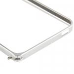 Metallic Bumper Cases HTC Desire 816 / 800 (Silver)