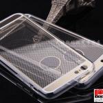 (027-046)เคสมือถือไอโฟน case iphone 6 Plus เคสนิ่มใสสุดหรูสวยแปลกตาลายเส้นสีทอง