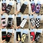 (436-254)เคสมือถือไอโฟน Case iPhone X เคสนิ่มพื้นหลังลายน่ารักๆ