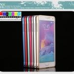 (353-003)เคสมือถือซัมซุงโน๊ต4 Case Note4 บัมเปอร์ xuenair