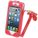 Case เคส Klogi Series for iPhone 5 (Red)