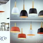 Modern Lamps Set-15