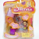 ตุ๊กตา Sweet Secrets - Doll with Magic Lipstick