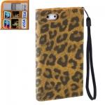 Case เคส Leopard iPhone 5 (Yellow)