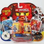 LEGO : Ninjago # 2257 (Jay & Frakjaw)