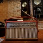 วิทยุหูหิ้ว telefunken ปี 1962 รหัส61260tl