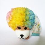 ตุ๊กตา SAN-X AFRO KEN (RAINBOW DOG)
