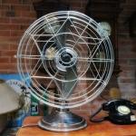 พัดลม Fresh'nd Aire is a BIG vintage fanรหัส181258tf
