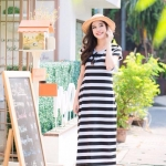 Maxi Pocket Stripe