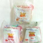 ของเล่น McDonald Happy Meal : Toy Story