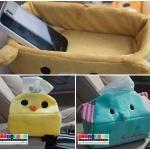 (300-005)กล่องเก็บโทรศัพท์ ทิชชู ตัวการ์ตูนน่ารักๆ