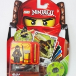 LEGO : Ninjago # 2112 (Cole)