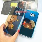 (597-001)เคสมือถือซัมซุงโน๊ต Case Note3 เคสนิ่มใสบลูเรย์หมี