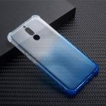 (436-307)เคสมือถือ Case Huawei Nova 2i/Mate10Lite เคสนิ่มใสทูโทนขอบนูนกันกระแทก