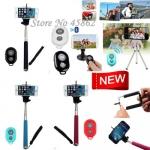 ชุดถ่ายรูป Selfie สุดคุ้ม มี Bluetooth Remote Shutter กับแขนช่วยถ่ายรูป MONOPOD สำเนา สำเนา