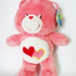 ตุ๊กตา Care Bears-Love a lot bear : Pink heart