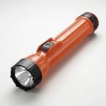 ไฟฉายนิรภัย ป้องกันระเบิด ถ่าน 2 ก้อน 2 จังหวะ LED รุ่น 15460 (SAFETY STORE,LEAK & SPILL PROTECTION)