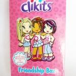 หนังสือและสร้อยข้อมือ Clikits : Friendship Box