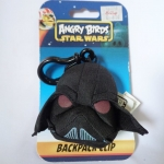 Angry Birds Star Wars Darth Vader Backpack Clip