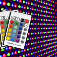9.LED Controller - รีโมทคอลโทรล