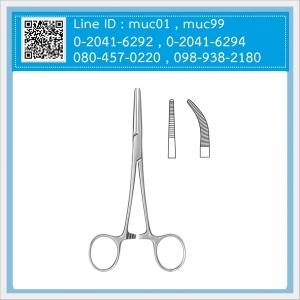 คีมจับเส้นเลือด clamp ตรง/ clamp โค้ง (Crile Artery Forceps)