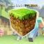 minecraft : dirt block 20 cm thumbnail 1