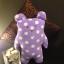 ตุ๊กตาตัวสั้น 4 แบบ ตุ๊กตากระต่าย,หมี thumbnail 3