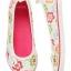รองเท้า Gymboree Flower Sneaker (เด็กโต) งานนำเข้า USA ผ้าแคนวาสสีขาว ลายดอกไม้สดใส ติดโบว์เก๋ ใส่สบาย น่ารักมากค่ะ size thumbnail 1