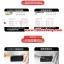 (039-066)ฟิล์มกระจก Samsung Galaxy J5 รุ่นปรับปรุงนิรภัยเมมเบรนกันรอยขูดขีดกันน้ำกันรอยนิ้วมือ 9H HD 2.5D ขอบโค้ง thumbnail 6