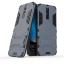 (538-011)เคสมือถือ Case Huawei Nova 2i/Mate10Lite เคสขอบนิ่มกรอบพลาสติกขาตั้งสไตล์ Iron Man thumbnail 4