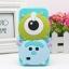 (006-008)เคสมือถือซัมซุงกาแล็คซี่เอส Samsung Case S4 เคสนิ่มการ์ตูน 3D น่ารักๆ thumbnail 14