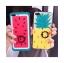 (665-011)เคสมือถือไอโฟน Case iPhone 7 Plus/8 Plus เคสนิ่มลายแตงโม สับปะรด thumbnail 1