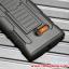 (002-058)เคสมือถือ Microsoft Lumia 730 เคสรุ่นกันกระแทกขอบสีเหน็บเอว thumbnail 3