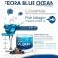 FEORA Blue Ocean ฟีโอร่า บลูโอเชี่ยน บรรจุ 7 ซอง thumbnail 3