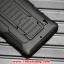 (002-087)เคสมือถือ Microsoft Lumia 930 เคสกันกระแทกหุ้มด้วยเคสนิ่มฝาประกอบพลาสติกรุ่นเหน็บเอว thumbnail 4