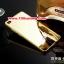 (025-153)เคสมือถือ Case Huawei P8 เคสกรอบโลหะพื้นหลังอะคริลิคเคลือบเงาทองคำ 24K thumbnail 8